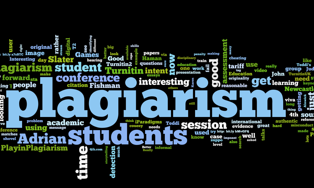 Blog Post #7: Defining Plagiarism